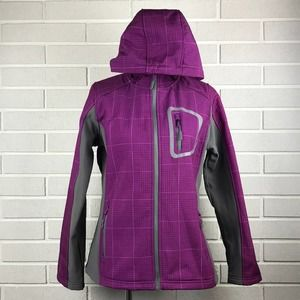 Vertical 9 soft shell womans jacket size large